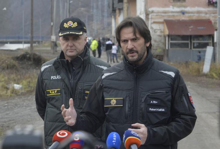 VASTAPS: 28 ezer megoldatlan bűnténnyel csak Kaliňák tud dicsekedni