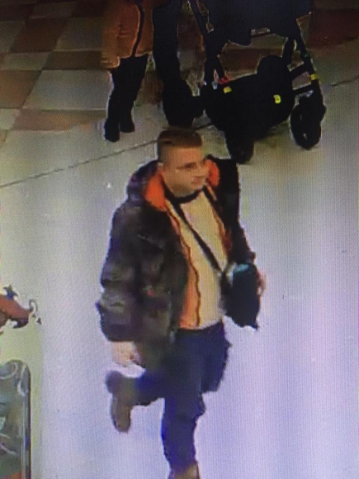 Notebookot lopott a képen látható férfi - felismeri?