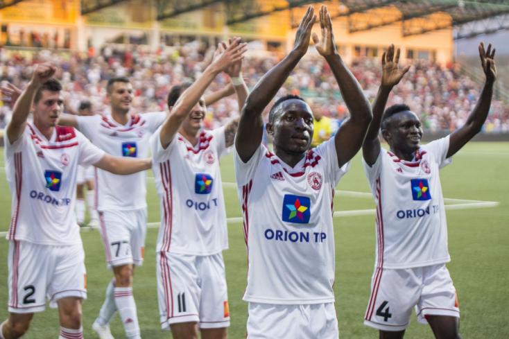 EL: A Trencsén kifilézte a Feyenoordot!