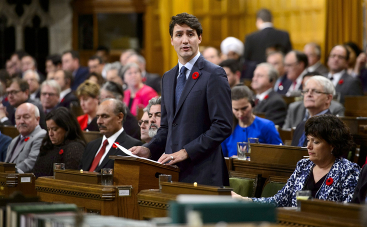 A fegyverellenőrzések szigorítását ígéri a kanadai miniszterelnök