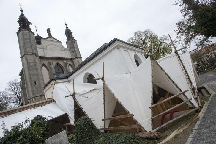 Rengeteg tömegsírt találtak Kutná Horában