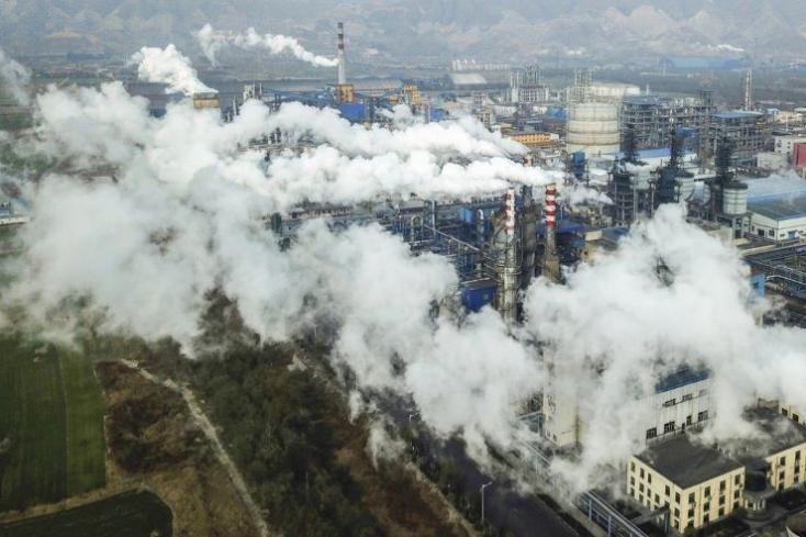 Mindössze 25 megapolisz a felelős a világ városi üvegházhatású-gázkibocsátásának több mint feléért