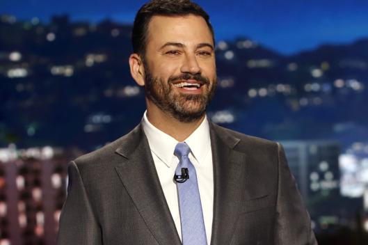 Jimmy Kimmel lesz a 90. Oscar-gála házigazdája