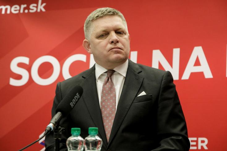 Bizalmi szavazást indítványoznak a Matovič-kormány ellen Ficóék
