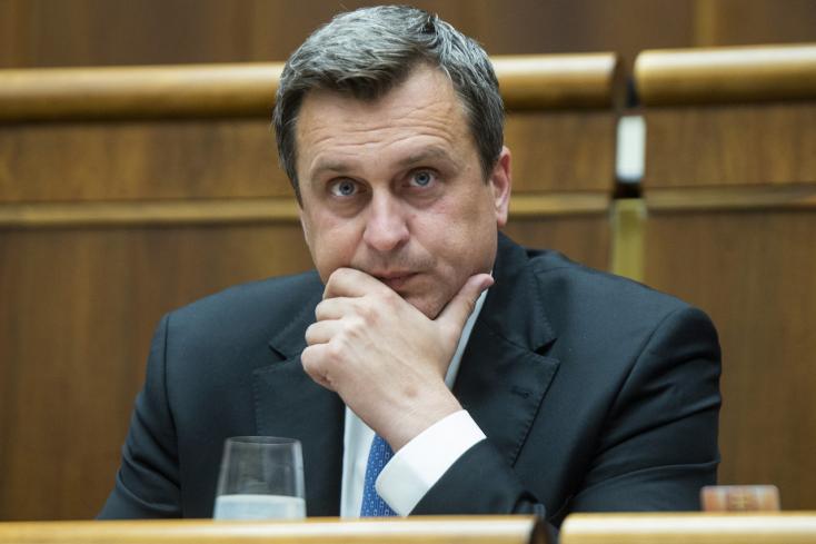 """Danko teljesen kiakadt Cséfalvay miatt: """"Egyszer úgyis kilépsz a koalícióból!"""""""