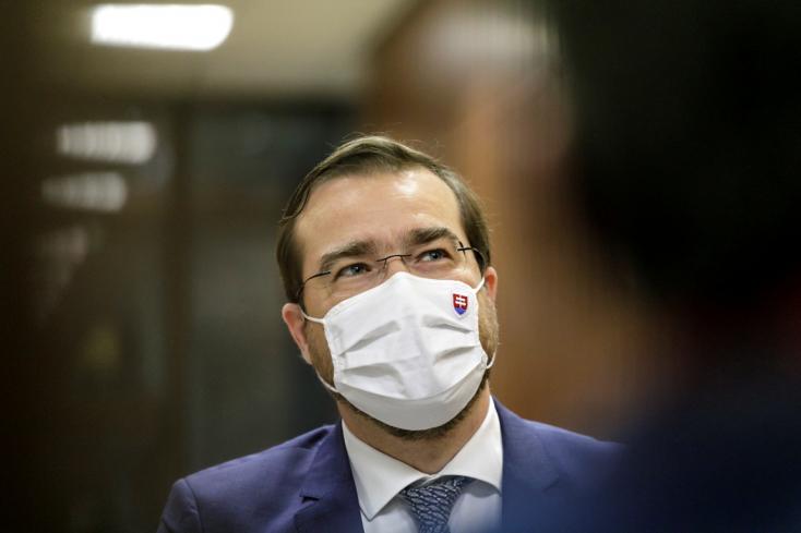 Stabilizálódik a helyzet a szlovákiai kórházakban, de fontos kéréssel fordult Krajčí az emberekhez
