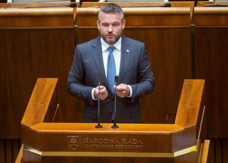 Pellegrini találkozni akar a Biztonsági Tanács tagjaival