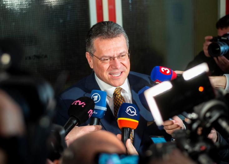 Alelnök marad, de uncsi posztot kapott az Európai Bizottságban Maroš Šefčovič