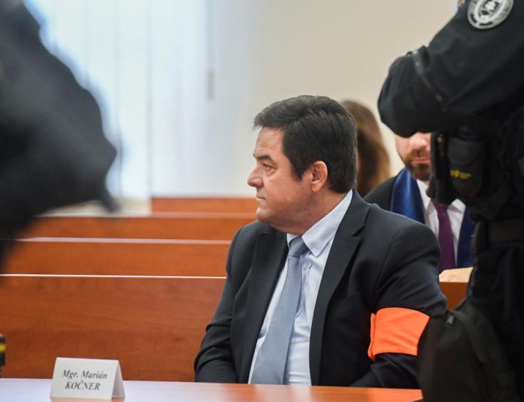 Kočner alkotmánybírója még bajban lehet, ellene szól egy magyarbéli látogatás