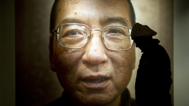 Elhamvasztották a Nobel-békedíjas Liu Hsziao-pót