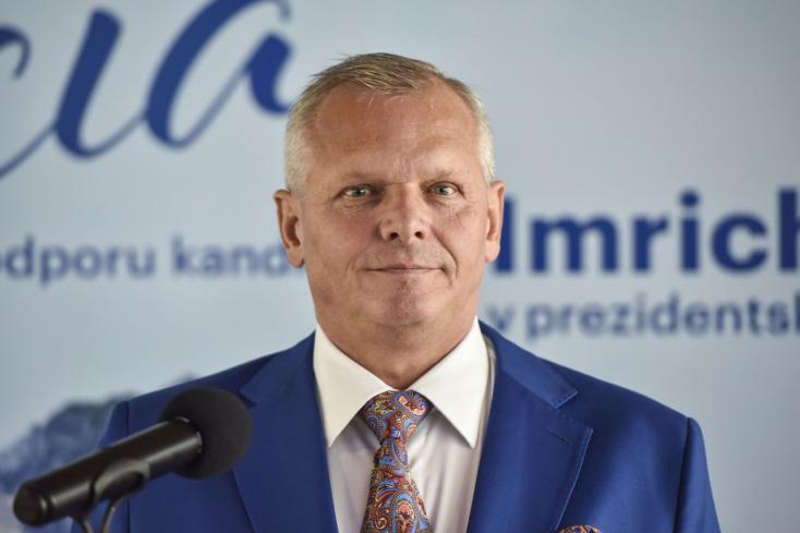 Ismert szlovák bankár vághat neki az elnökjelöltségnek