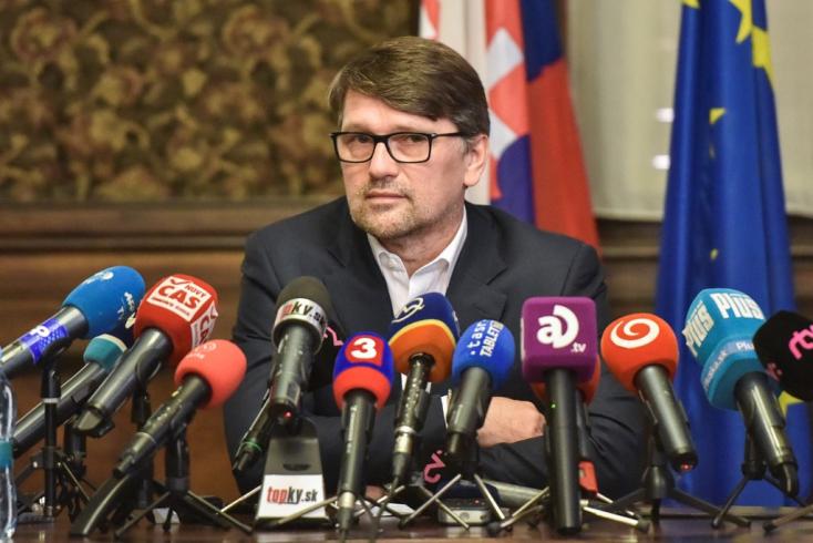 Marek Maďarič kulturális miniszter bejelentette lemondását a Kuciak-gyilkosság miatt!