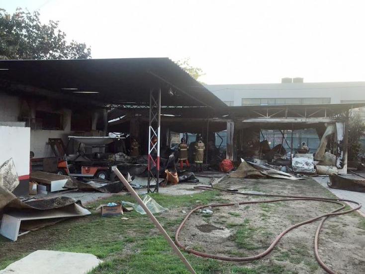 Tűz ütött ki a híres futballklub edzőközpontjában, legalább tízen meghaltak