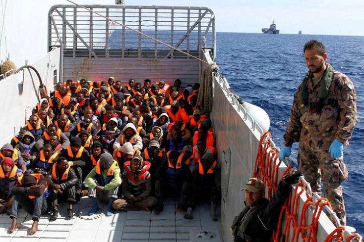 Bezárulni látszik a menekültek egyik fő útvonala?