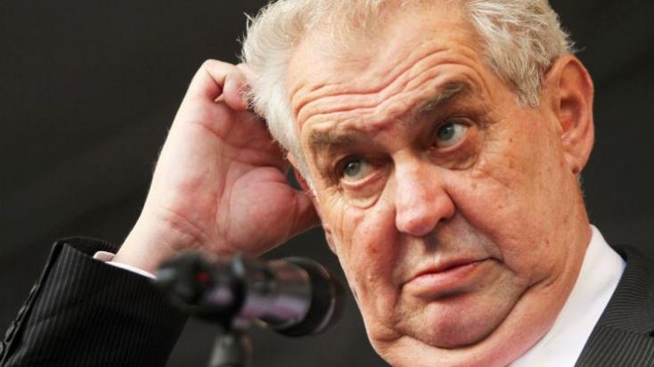 Zeman Babišsal kampányol az újraválasztásáért