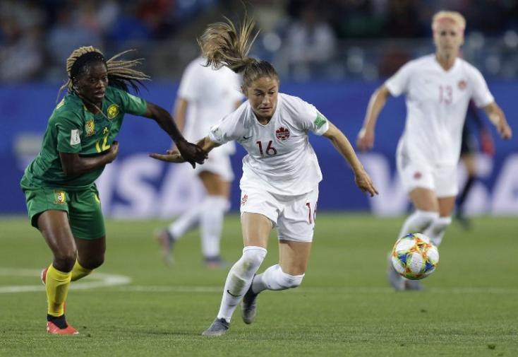 Női labdarúgó-vb - Kanada diadalmaskodott