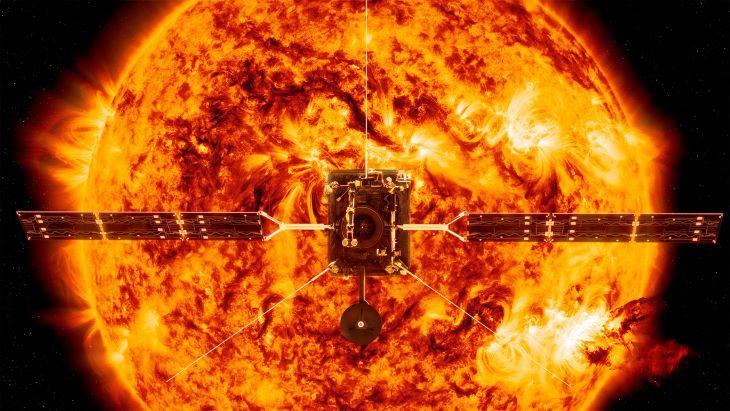 A Nap koronakidobódásait rögzítette a Solar Orbiter