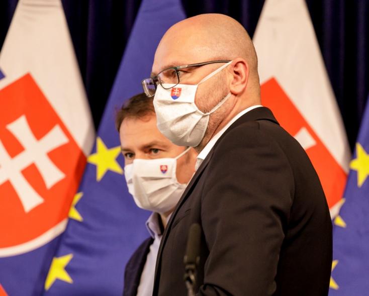 Matovič nem akarta megkockáztatni, hogy a vasárnapi zárvatartás miatt az SaS kilépjen a koalícióból