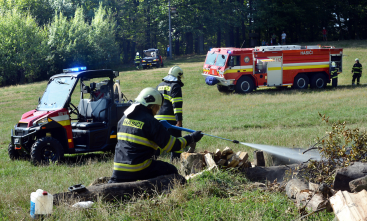 Két kiválasztott a tűzoltók álommelóját kapja meg Pozsonyban és Prágában