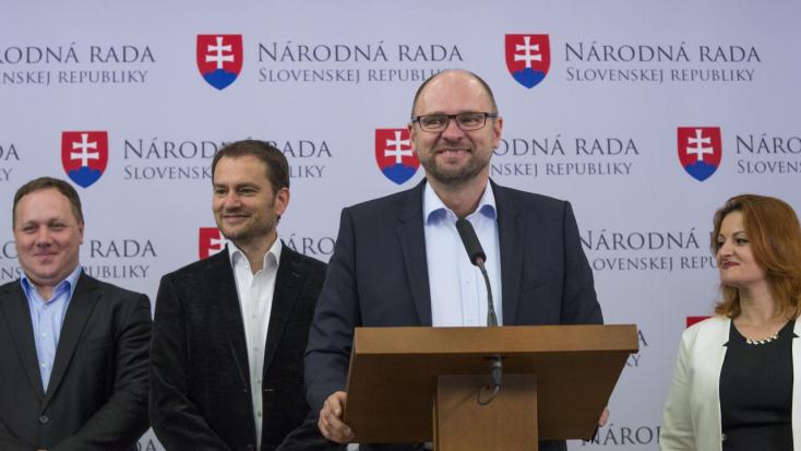 Nem köt központi megállapodást a választásokon az SaS, az OĽaNO és a KDH