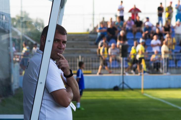 SOKKOLÓ: Nem folytatja a Fortuna-ligában a Spartak Myjava, Radványi Miklós csapata