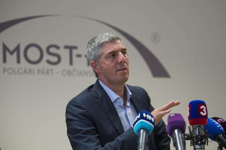 Egy cseh lap szerint Bugár Béla lehetne Szlovákia új kormányfője
