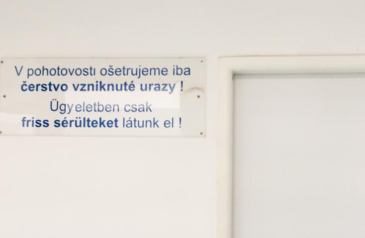 Drágább lesz az orvosi ügyelet, 5 eurót fizet majd a páciens
