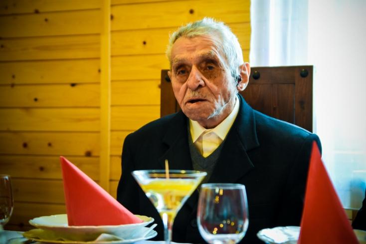 Elhunyt a legidősebb csallóközi, Kósa Rudi bácsi