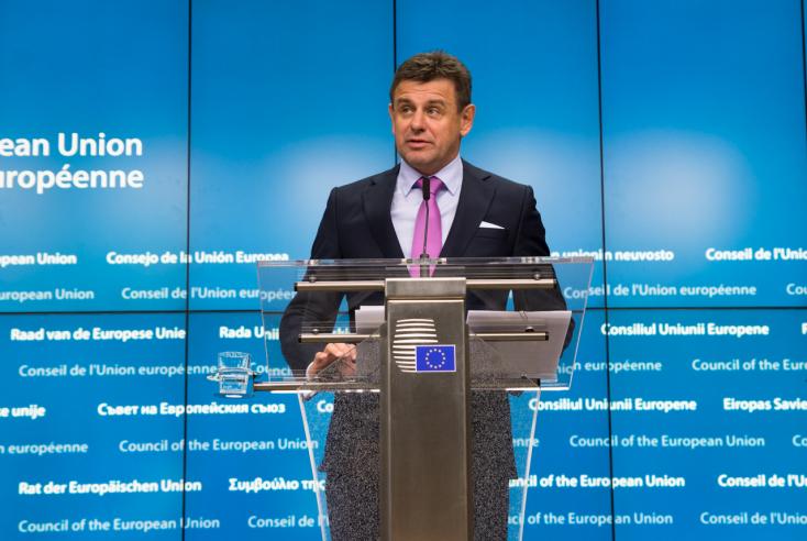 """Sólymos: """"Otthon kamatoztathatjuk a rengeteg tapasztalatot, amit az EU-elnökség idején szereztünk"""""""