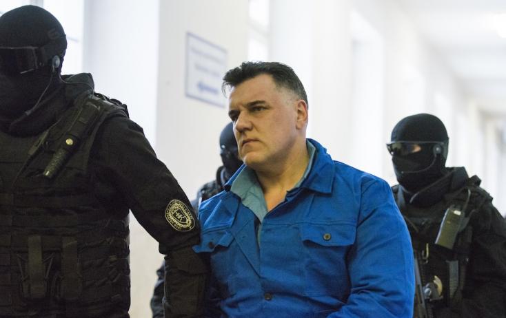 """Černák a börtönből üzent Mečiarnak: """"Gyáva vagy!"""""""