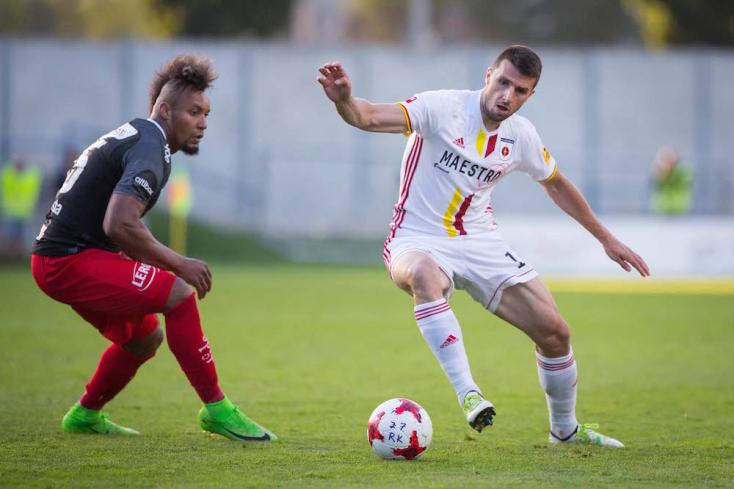 Európa Liga: Továbbjutott a Ružomberok, kiesett a Slovan és a Trenčín is