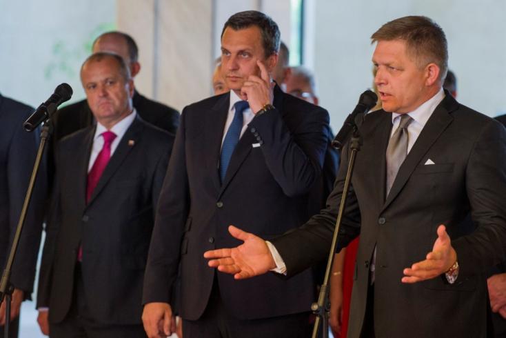 Szlovákiában a sajtó a Soros
