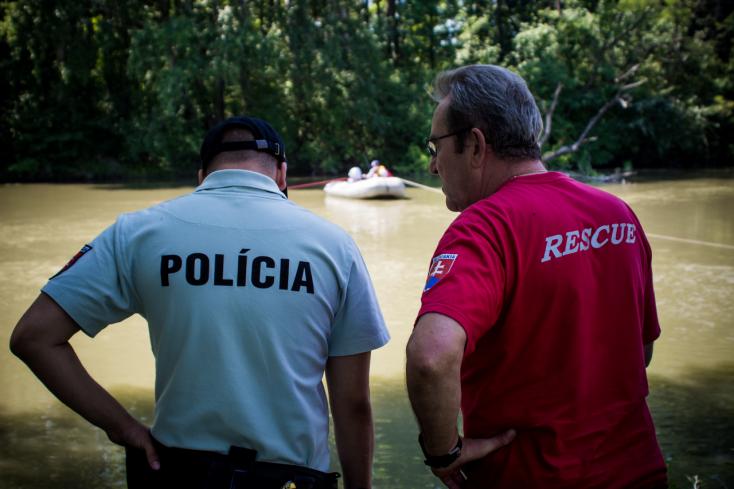 Még mindig nem találják a 15 éves lányt, aki a Kis-Dunába fulladt a tallósi malomnál
