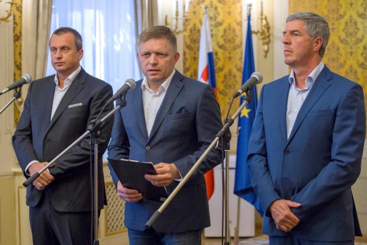 Koalíciós földrengés: Fico összehívta a hárompárti tanácskozást