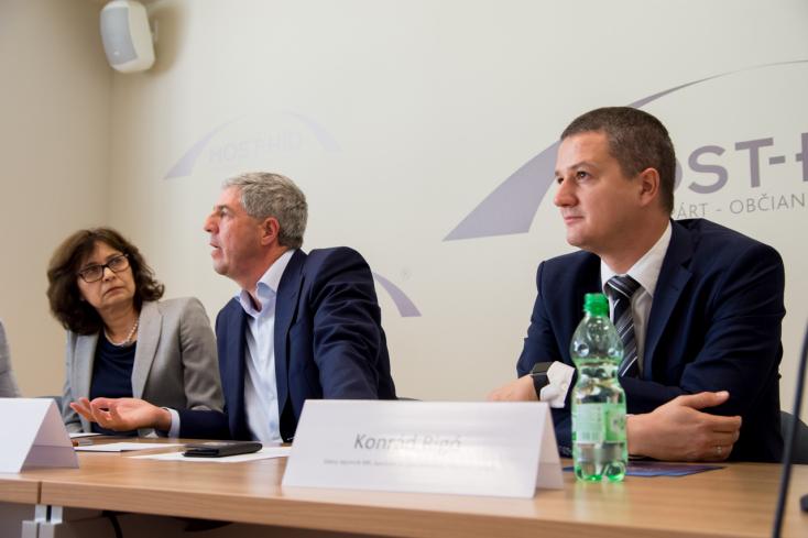 Bugár szerint kötelességük biztosítani a stabil kormányt