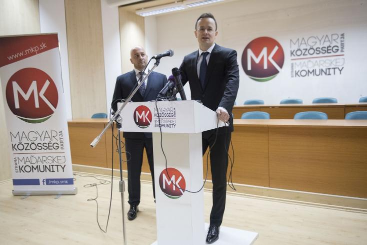 Több gazdája van a sikernek: kérdéseket vet fel a magyar külügyminiszter MKP-s nyilatkozata