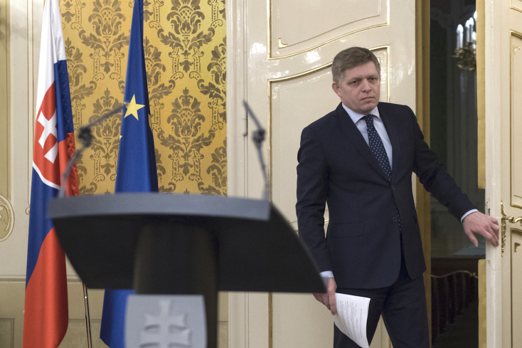 Fico eddig kizárta az előrehozott választások lehetőségét