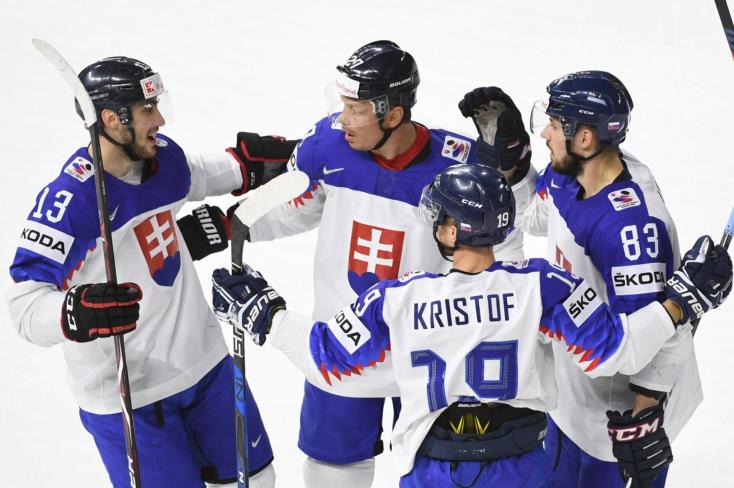 Kiderült, kik lesznek a szlovák hokisok ellenfelei a 2021-es világbajnokságon