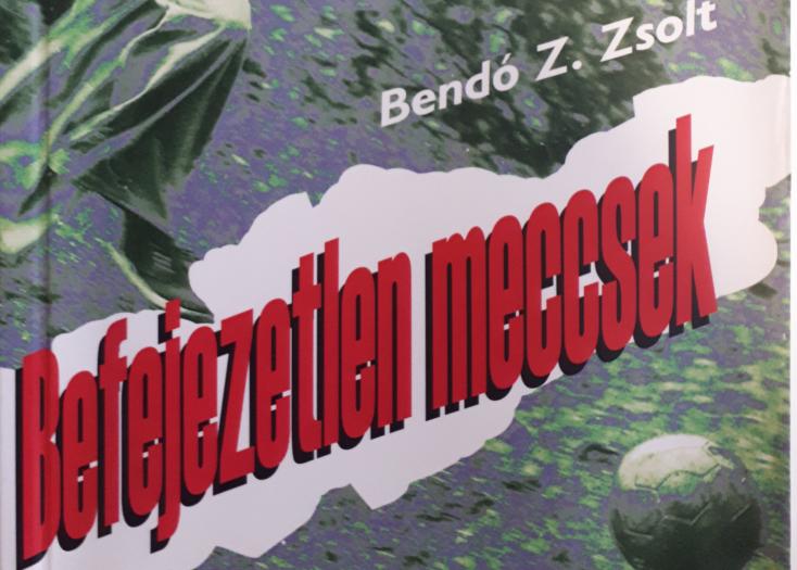 Ki az a Bendó Z. Zsolt? Mintha az elveszett Rejtő Jenő jönne el Dunaszerdahelyre…!