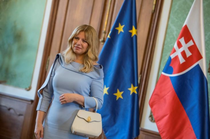 Andrej Kiska átadta az elnöki palotát az új köztársasági elnöknek (FOTÓK+VIDEÓK)