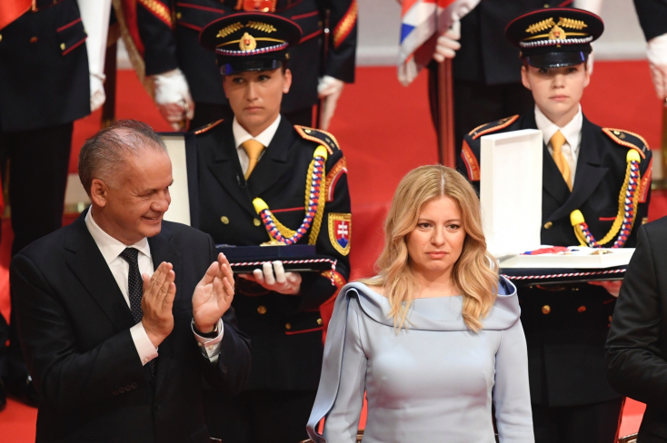 """Zuzana Čaputová: """"Nem a hivatalból akarok kormányozni, az embereket akarom szolgálni"""""""