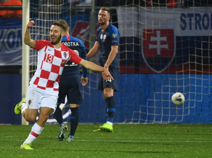 Eb-selejtezők - A horvátok győzelemmel kijutottak a kontinensviadalra