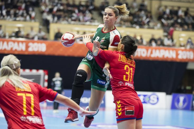 Női kézilabda-vb - Kikapott Romániától, nem jutott középdöntőbe a magyar válogatott