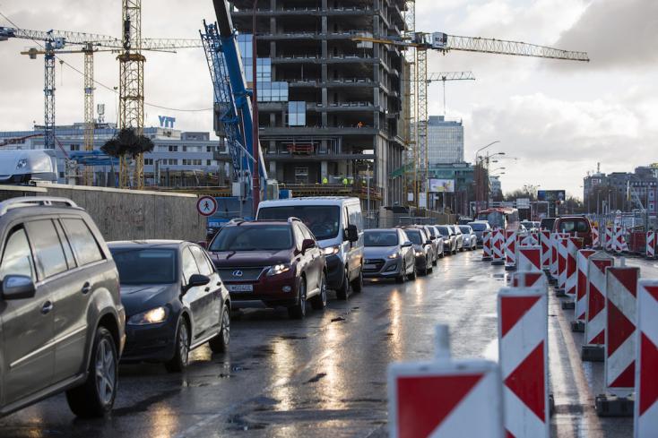Elkerülhető lett volna a február közepétől várható közlekedési pokol Pozsonyban