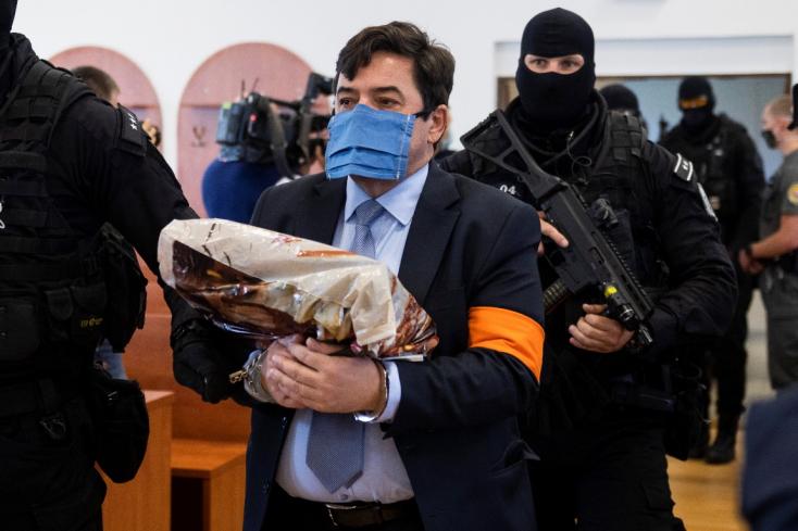Kuciak-gyilkosság: A telefonjuk bemérésével megállapították, merre jártak a gyilkosság utáni napokban a vádlottak