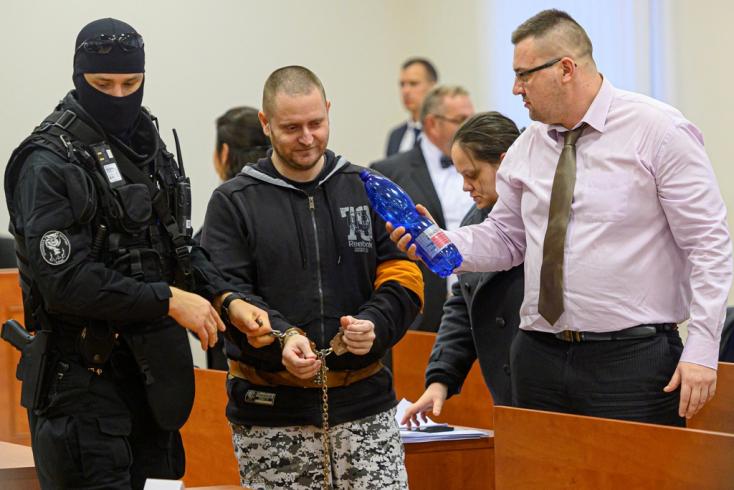 Marček elmondta, hogyan ölte meg Kuciakot és menyasszonyát