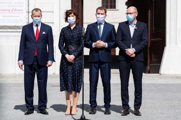 Az összes kormánypárti képviselő aláírhatta a koalíciós szerződést, egyikük nem élt a lehetőséggel