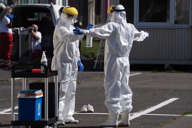 Koronavírus - Hét hónapja nem volt ilyen alacsony a napi fertőzöttszám Szlovákiában!
