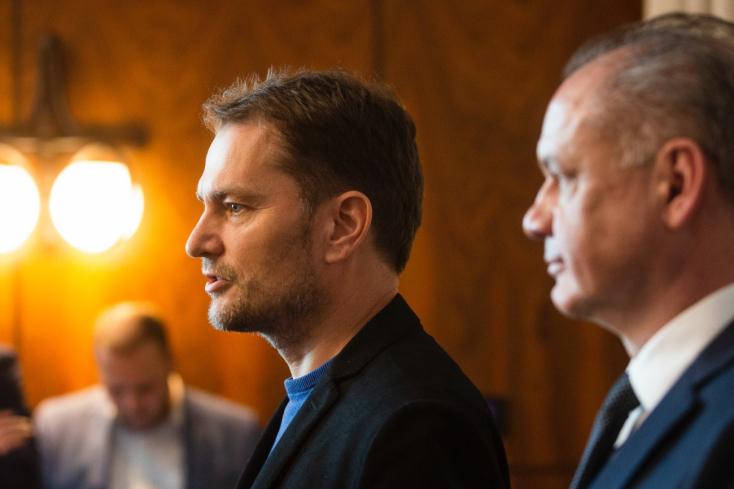 Matovič Kiskával tárgyal, a Za ľudí elnöksége délután dönt arról, hogy kormányra lépnek-e