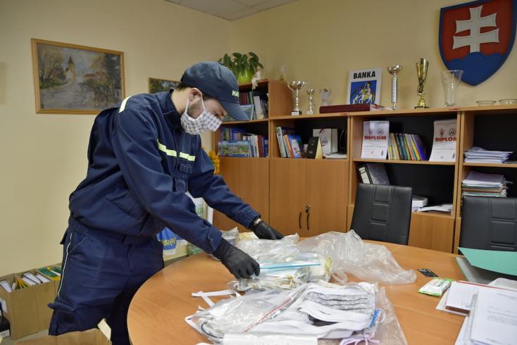 23 új fertőzöttet regisztráltak Szlovákiában, összesen 292 a koronavírusos betegek száma